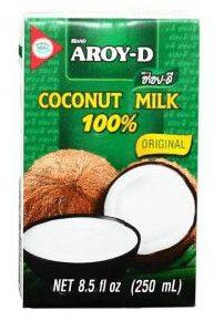 молоко из кокоса aroy-d