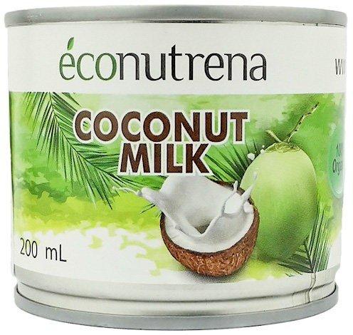 Молоко из кокоса econutrena