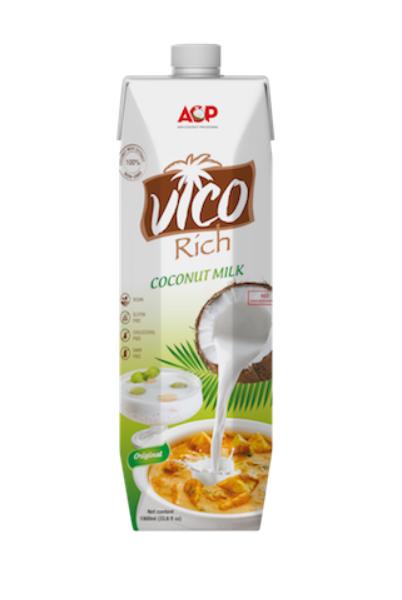 Молоко из кокоса Vico