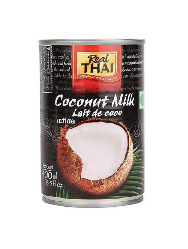 Молоко из кокоса real thai