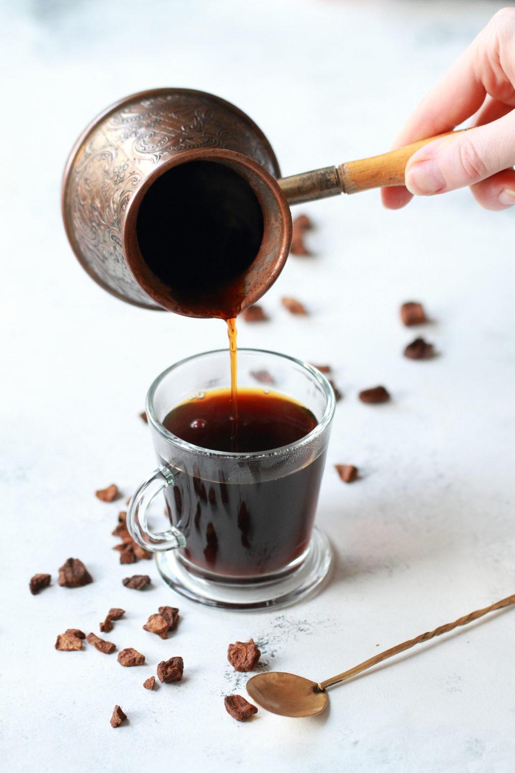 Кофе из цикория и одуванчика