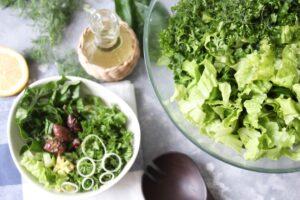 Готовим салат впрок