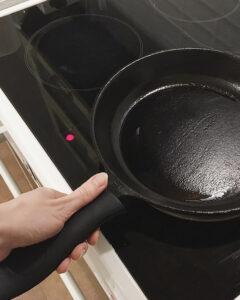 Палео сковородка