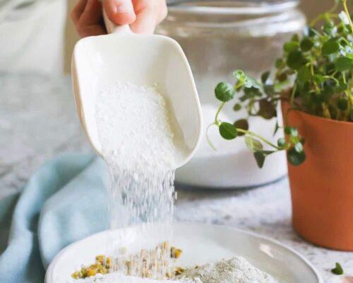 Магниевая соль для ванны